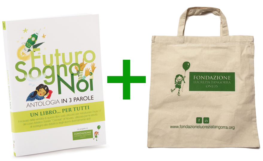 Antologia Nr. 1 + Shopping Bag