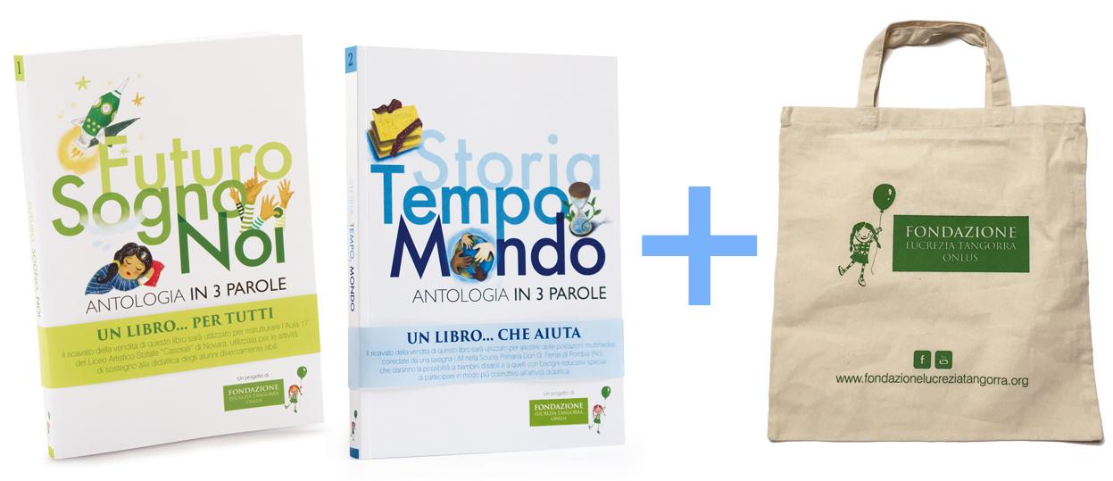2 Antologie + Shopping Bag