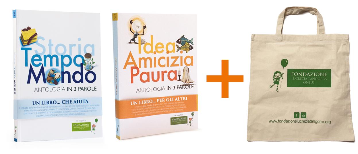 2 Antologie + Shopping Bag (2)